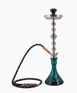 Кальян Mya Egypt Style 829 416 001, цвет: серебро
