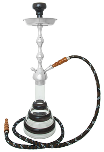 Кальян Mya S520234 (Acrylic), цвет: серебро