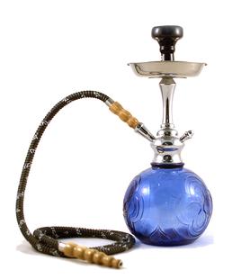 Кальян Mya 582253 (Mini Tango), цвет: серебро