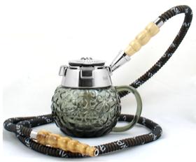 Кальян Mya 589141 (Coppa), цвет: серебро